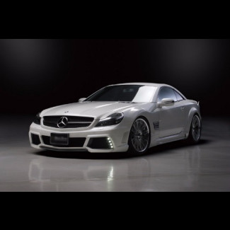 2009-2012 Mercedes SL W-Style Complete Body Kit