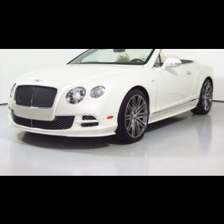 2012-2015 Bentley Continental GTC Factory Style Front Lip Spoiler