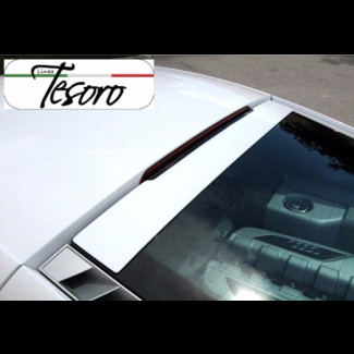 2006-2011 Audi R8 Linea Tesoro Rear Glass ROOF Spoiler