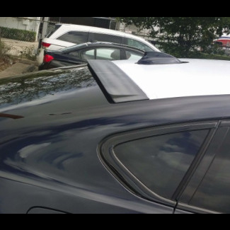 2014-2017 BMW X6 Tesoro Rear Roof Spoiler