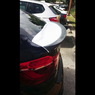 2015-2017 BMW X6 Tesoro Style Rear Lip Spoiler