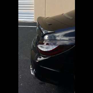 2011-2016  Mercedes Benz CLS W-Style Rear Lip Spoiler