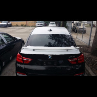 2014+ BMW X4 Euro Style 2 post Rear Wing Spoiler