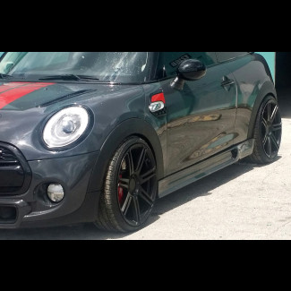 2014-2016 BMW Mini Cooper Tesoro Style Side Skirts