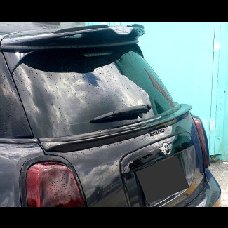 2014-2016 BMW Mini Cooper Tesoro Rear Hatch Rear Spoiler