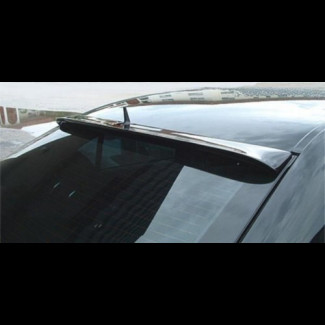 2003-2006 Mercedes E-Class L-Style Rear Roof Spoiler with Cutout for Antenna