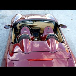1997-2004 Porsche Boxster Speedster Humps