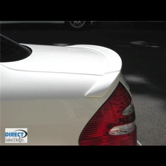 2003-2009 Mercedes  E-Class Factory Style 3pc Rear Lip Spoiler