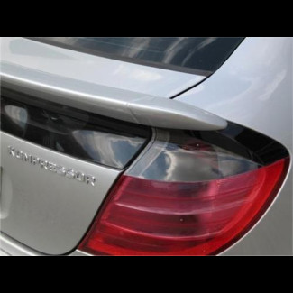 2001-2007 Mercedes C-Class COUPE R-Style Rear Lip Spoiler
