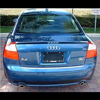 2001-2005 Audi A4 Factory Style Rear Lip Spoiler