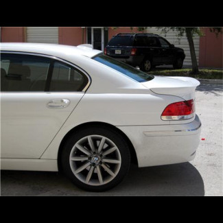 2005-2008 BMW 7-Series Alpina Style Rear Lip Spoiler