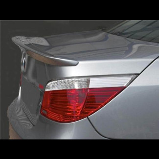 2004-2009 BMW 5-Series ACS Style Rear Lip Spoiler