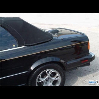 1984-1991 BMW 3-Series M3 Style Rear Lip Spoiler