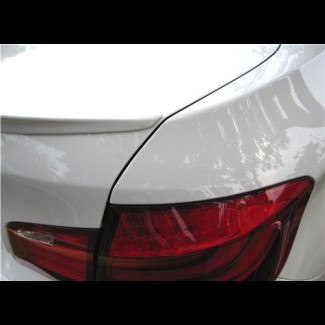2010-2016 BMW 5-Series Euro Style Rear Lip Spoiler