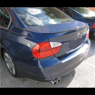 2005-2011 BMW 3-Series Sedan M3 Style Rear Lip Spoiler