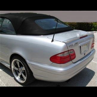 1998-2002 Mercedes CLK Cabrio L-Style Rear Lip Spoiler