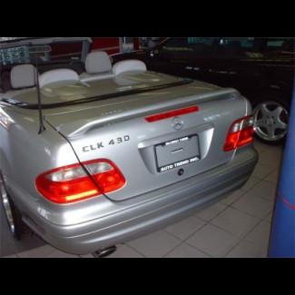 1998-2002 Mercedes CLK Cabrio Euro Style Rear Wing Spoiler