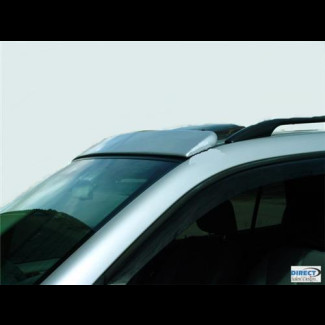 1997-2004 Mercedes ML F1 L-Style Windshield Top Spoiler