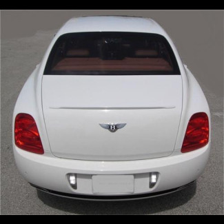 2005-2013 Bentley Flying Spur Euro Style Rear Lip Spoiler