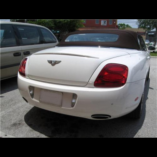2005-2011 Bentley Continental GTC Euro Style Rear Lip Spoiler