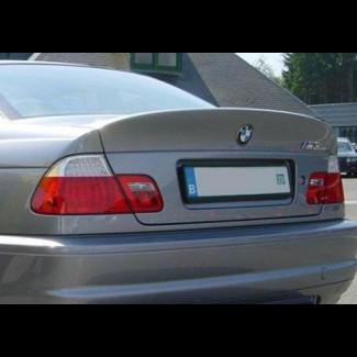 1999-2005 BMW 3-Series Sedan CSL Ducktail Style Rear Spoiler