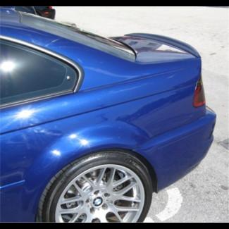 1999-2005 BMW 3-Series Coupe M3 CSL Style Rear Lip Spoiler