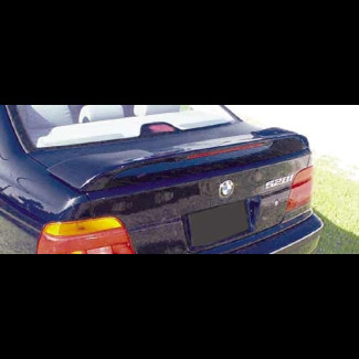 1995-2004 BMW 5-Series M-Style Rear Wing Spoiler w/Brake Light