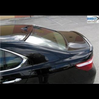 2007-2012 Lexus LS Tuner Style Rear Lip Spoiler