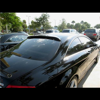 2008-2013 Mercedes CL German Tuner L- Style Rear ROOF Spoiler