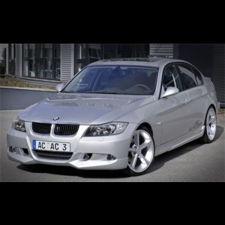 2005-2008 BMW 3-Series Sedan ACS Style Front Lip Spoiler