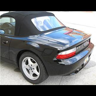 1996-1999 BMW Z3 Roadster Factory Style Rear  Lip Spoiler