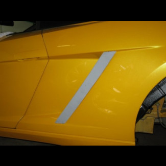 2003-2007 Lamborghini Gallardo H-Style Lateral Intake Trim