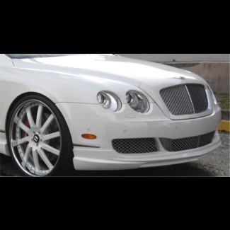 2005-2009 Bentley Flying Spur Euro Style Front Lip Spoiler