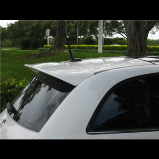 2007-2016 Fiat 500 Abarth Style Rear Roof Spoiler