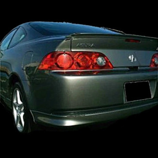 2002-2006 Acura RSX Factory Style Rear Lip Spoiler