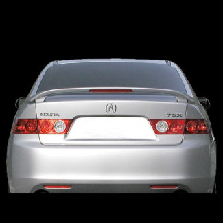 2004-2008 Acura TSX Factory Style Rear Wing Spoiler