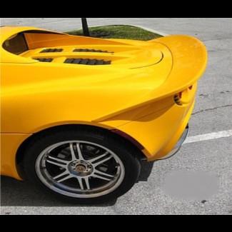 2003+ Lotus Elise S2 Euro Style Rear Lip Spoiler