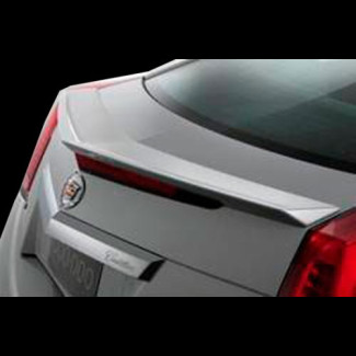 2011+ Cadillac CTS Coupe Factory Style Rear Lip Spoiler