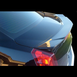 2008-2012 Cadillac CTS Sedan Flush Mount Style Rear Lip Spoiler