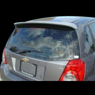 2004-2011 Chevy Aveo Hatchback Rear Spoiler