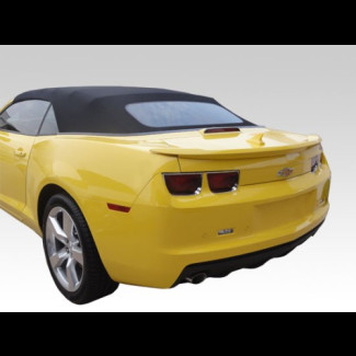 2011+ Chevy Camaro Convertible Factory Style  Rear Lip Spoiler