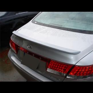 2006-2010 Hyundai Azera Euro Style Rear Lip Spoiler
