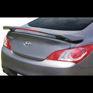 2010-2012 Hyundai Genesis Coupe Factory Style  Rear Wing Spoiler