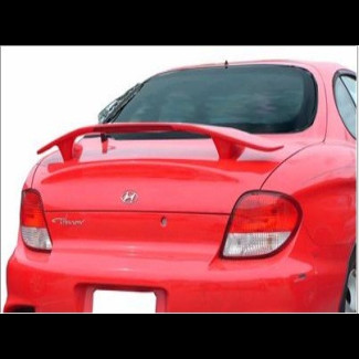 2000-2002 Hyundai Tiburon GT Style Rear Wing Spoiler w/Light