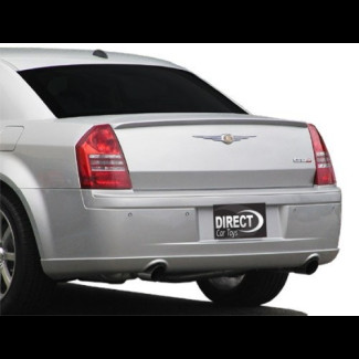 2005-2007 Chrysler 300 Factory SRT8 Style Rear Lip Spoiler