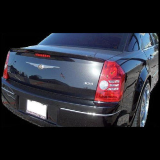 2008-2010 Chrysler 300 Factory Style Rear Lip Spoiler