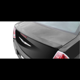 2011-2012 Chrysler 300 Factory Style Rear Lip Spoiler