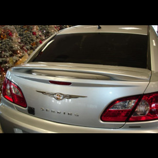 2007-2010 Chrysler Sebring Sedan Tuner Style  Rear Wing Spoiler