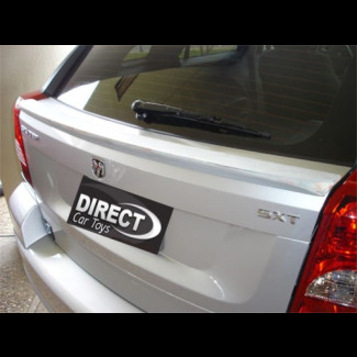 2006-2011 Dodge Caliber Factory Style Rear Hatch Lip Spoiler