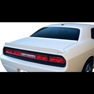2008-2012 Dodge Challenger Factory Style Rear Lip Spoiler